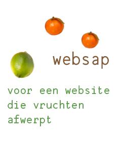 Websap: voor een website die vruchten afwerpt