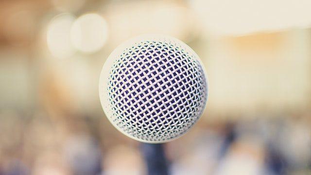 microfoon journalistiek